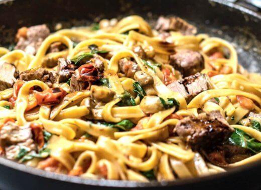 noodles fats