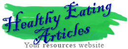 Healthy Eating Articles